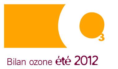 Bilan ozone été 2012