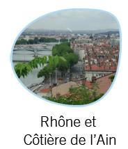 Territoire Rhône et Cotière de l'Ain