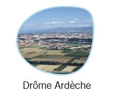 Territoire Drôme Ardèche