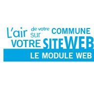 L'air de votre commune sur votre site web